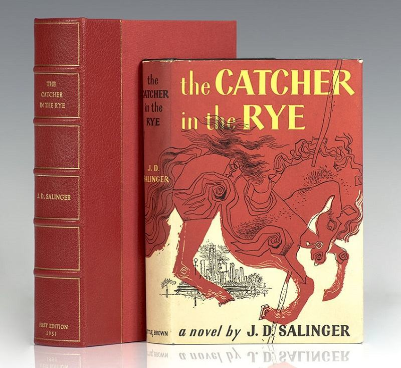 The Catcher In The Rye sách tiếng anh hay tiki