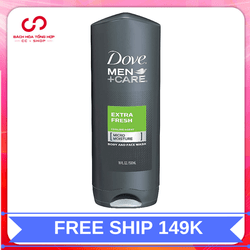 Dove Men + Care Face Wash